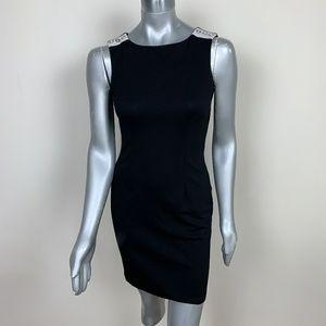 WHBM Dress Career Black Sz: 0